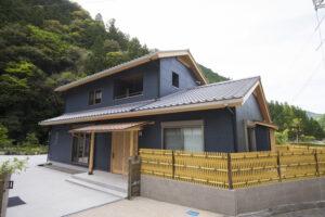 調和と機能性の家